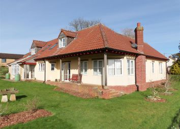 Thumbnail 4 bed detached bungalow for sale in Forton Road, Chard