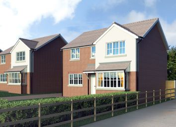 Thumbnail 4 bed detached house for sale in Plot 1, Turners Hill, Off Oakham Road, Rowley Regis, West Midlands