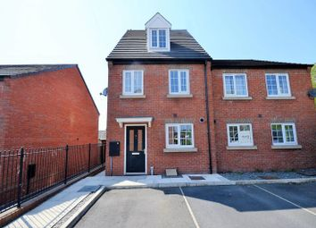 Thumbnail 3 bedroom semi-detached house for sale in 9 Burn Close, Great Preston, Leeds