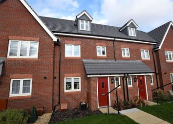 Thumbnail 3 bed terraced house to rent in Larkspur Court, Wilkins Drive, Paignton, Devon