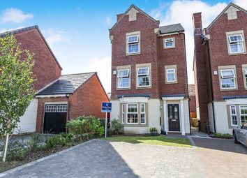 Thumbnail 5 bed detached house for sale in Mayflower Gardens, Chorley, Lancashire