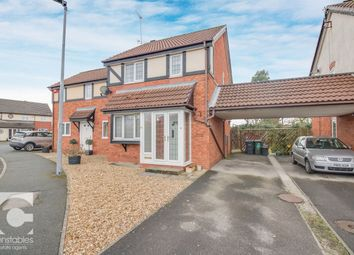 Thumbnail 3 bed semi-detached house for sale in Windermere Close, Little Neston, Neston, Cheshire