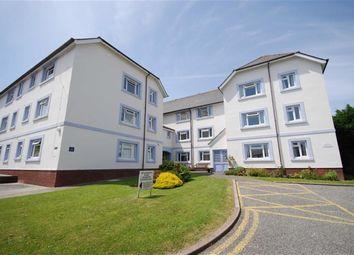 Thumbnail 1 bedroom flat for sale in Molesworth Court, Wadebridge, Cornwall