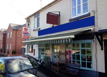 Thumbnail Retail premises for sale in Oswestry SY10, UK