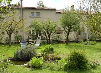 Thumbnail 4 bed equestrian property for sale in Vouille, Deux-Sèvres, France