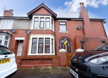 Thumbnail 3 bed terraced house for sale in Acton Road, Blackpool, Lancashire, .
