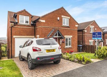 Thumbnail 4 bed detached house for sale in Hillgarth, Consett