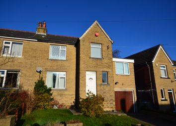 Thumbnail 4 bed semi-detached house for sale in Mountfield Road, Waterloo, Huddersfield