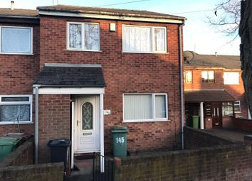 Thumbnail 4 bedroom terraced house to rent in Whitehall Road, Walsall, West Midlands
