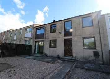 Thumbnail 3 bedroom terraced house for sale in Groban, Leven, Fife