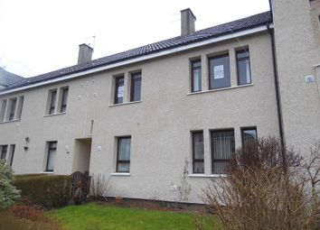 Thumbnail 2 bed flat for sale in Brabloch Crescent, Paisley