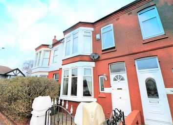 Thumbnail 4 bed terraced house for sale in Kingsway, Wallasey