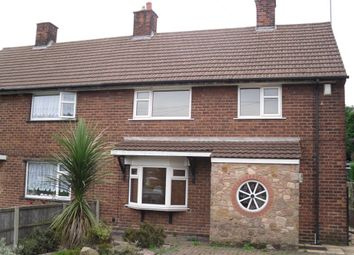 Thumbnail 3 bed semi-detached house to rent in Coronation Drive, South Normanton, Alfreton