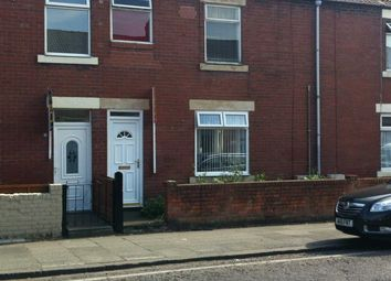 Thumbnail 1 bed flat for sale in Woodhorn Road, Ashington