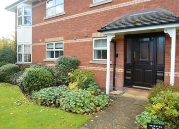 Thumbnail 2 bed flat for sale in Bishopton Drive, Macclesfield, Cheshire