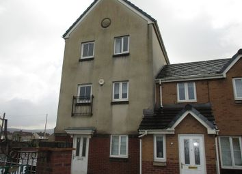 Thumbnail 4 bed end terrace house to rent in Jersey Quay, Port Talbot, Neath Port Talbot.