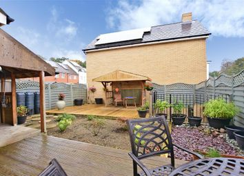 Thumbnail 4 bed semi-detached house for sale in Church Path, East Cowes, Isle Of Wight