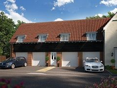 Thumbnail 2 bedroom maisonette for sale in Ipswich Road, Needham Market
