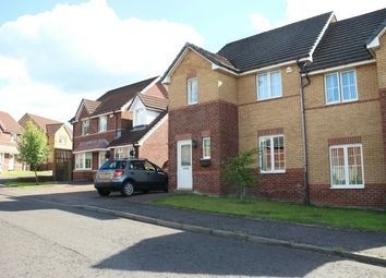 Thumbnail 3 bed semi-detached house to rent in Lochinver Crescent, Blantyre, Glasgow