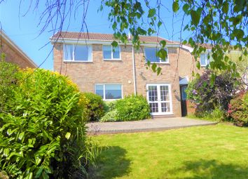 Thumbnail 4 bed detached house for sale in Heol West Plas, Coity, Bridgend.