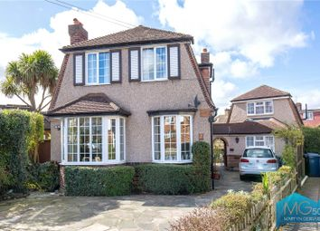 Thumbnail 3 bed detached house for sale in Croft Close, Mill Hill, London