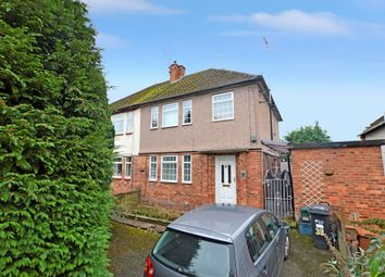 Thumbnail 3 bed semi-detached house for sale in Linden Avenue, Connah's Quay, Deeside