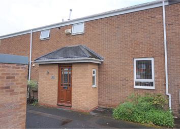 Thumbnail 3 bed terraced house for sale in Drayton Close, Redditch