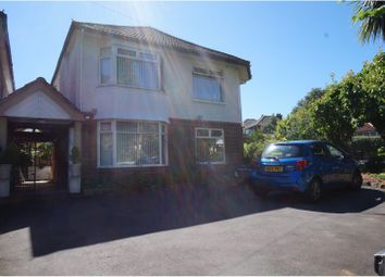 Thumbnail 4 bed detached house for sale in Charminster Avenue, Bournemouth