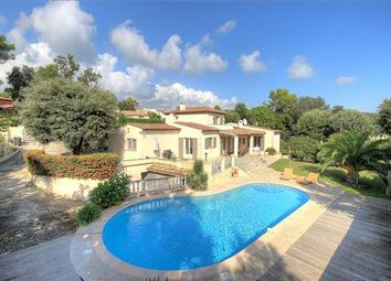 Thumbnail 6 bed detached house for sale in Roquefort-Les-Pins, France