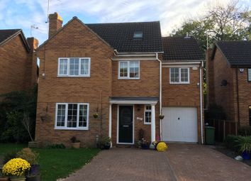 Thumbnail 5 bed detached house for sale in Elsworth Close, St Ives, Cambridge