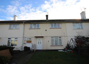 Thumbnail 3 bed terraced house for sale in Wardley Close, Swindon