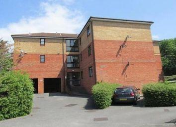 Thumbnail 1 bed flat to rent in Bracklesham Close, Southampton