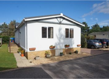 Thumbnail 2 bed mobile/park home for sale in 7 Matchams Lane, Christchurch
