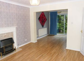 Thumbnail 3 bed detached house to rent in Mitchell Close, St Mellons, Cardiff