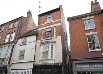 Thumbnail 2 bedroom flat for sale in Goose Gate, Nottingham