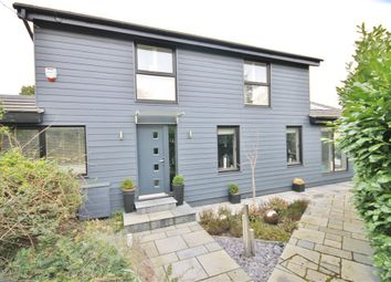 Thumbnail 3 bed detached house for sale in Middle Hill, Englefield Green, Surrey