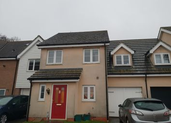 Thumbnail 3 bed link-detached house to rent in Jamestown Close, Harwich
