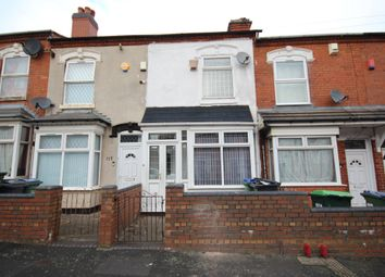 Thumbnail 3 bed terraced house to rent in Unett Street, Smethwick