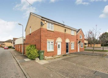 Thumbnail 2 bed terraced house for sale in Maitland Road, Wickford, Essex