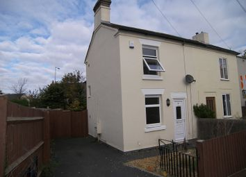 Thumbnail 2 bed semi-detached house to rent in 7 Castle Street, Hadley, Telford