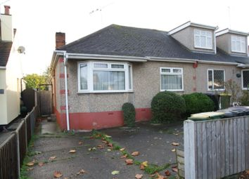 Thumbnail 2 bed semi-detached bungalow for sale in Danbury Road, Rayleigh