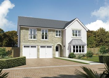 "Thumbnail 5 bed detached house for sale in ""Melton II"" at Troon"