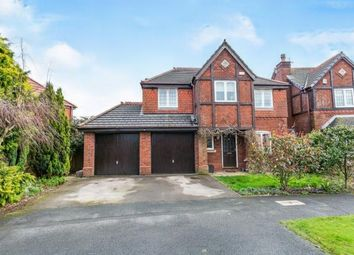 Thumbnail 4 bed detached house for sale in Kingsley Road, Cottam, Preston, Lancashire