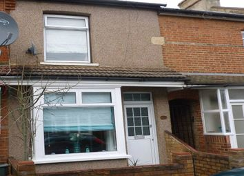 Thumbnail 2 bed terraced house to rent in Garfield Street, Watford, Hertfordshire