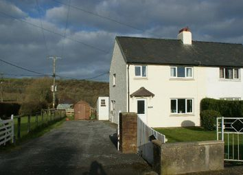 Thumbnail 3 bed semi-detached house for sale in Trem Y Foel, Penrhiwllan