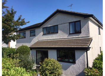 Thumbnail 4 bed detached house for sale in Pencae, Llandegfan