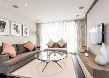Thumbnail 1 bedroom flat for sale in Grosvenor Waterside, Chelsea