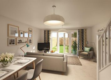 Thumbnail 2 bed end terrace house for sale in Broad Road, Skylark Gardens, Hambrook, Chichester, West Sussex