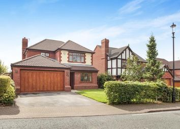 Thumbnail 3 bed detached house for sale in Whitstable Park, Widnes, Cheshire