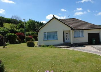 Thumbnail 3 bedroom detached bungalow to rent in St Mary's Close, Great Torrington, Devon